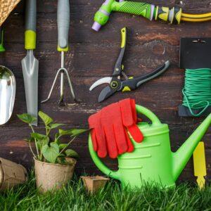 ادوات الحديقة